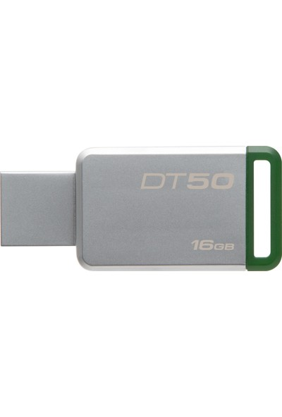 Kingston DataTraveler50 16GB USB 3.0 Bellek  DT50/16GB