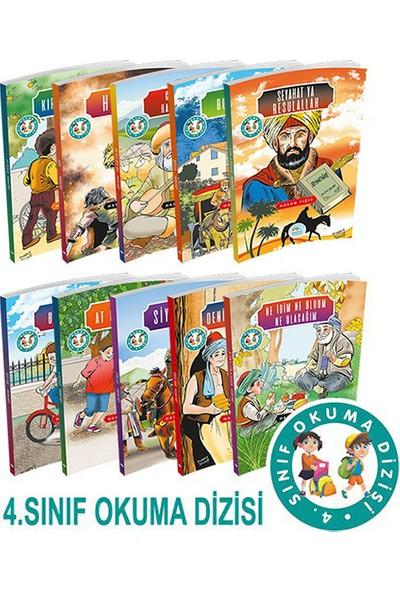 4.Sınıf Okuma Dizisi 10 Kitap - Hasan Yiğit