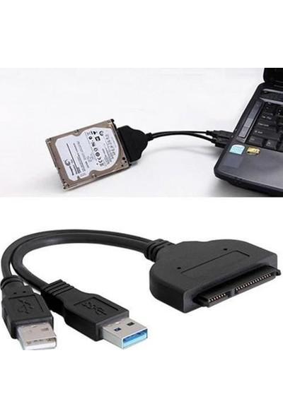 Alfais 4537 Usb 3.0 2.5'' İnç Sata Hdd Hard Disk Kablo Veri Harddısk Kablosu