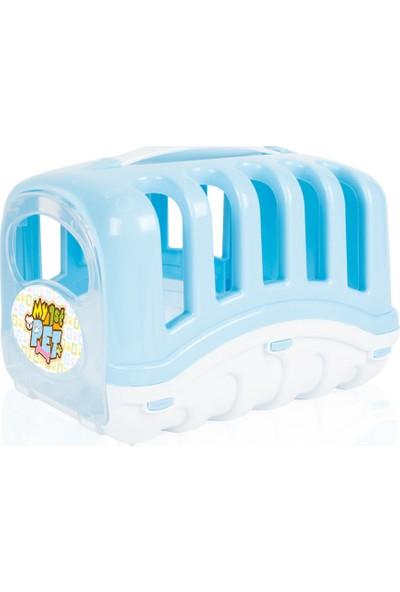 Dolu Oyuncak İlk Evcil Hayvanım Mavi Kutuda 5001