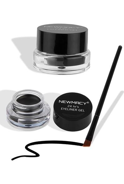Newmacy Jel Eyeliner 24 Saat Kalıcı Siyah