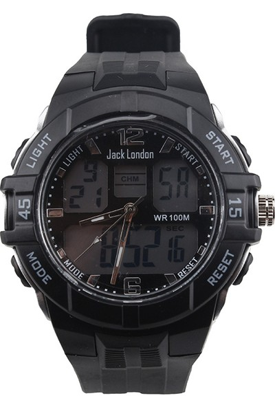 Jack London 2300000003680 Erkek Kol Saati
