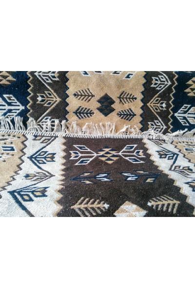 Başaran Tekstil Makine Dokuması Kaliteli Uşak Antik Kilimi