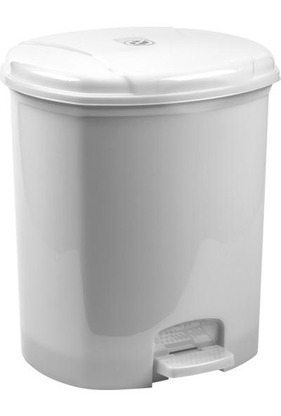Tuffex Pedallı Çöp Kovası 14 lt