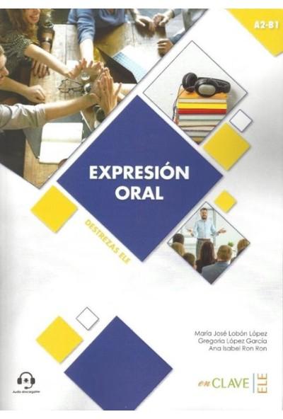 Expresion Oral A2-B1 +Aduio Descargable (Destrezas Ele)