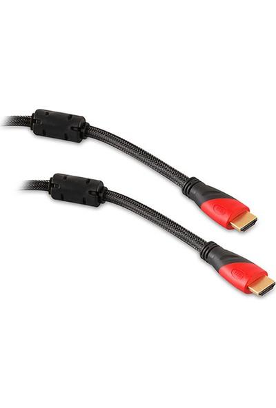 Eyfel HD-4K15 19+1 HDMI to HDMI 15m Kılıflı v2.0 Ultra HD 4K 2160p 3D Kablo