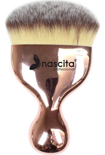 Nascita Bronzy Glow Kısa Yapılı Düz Kontür Fırçası
