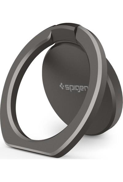 Spigen Style Ring POP Selfie Yüzüğü Gunmetal - 000SR21954