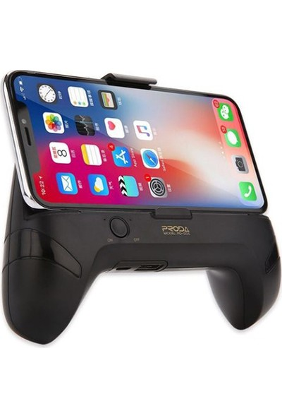 Case 4U Soğutuculu Gaming Powerbank-Oyuncular İçin Taşınabilir Şarj Cihazı Oyun Konsolu - Siyah