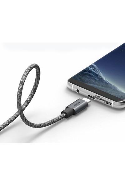 Elago Type-C 3.0 To USB 3.0 Yüksek Hızlı Şarj / Data Kablosu - Koyu Gri