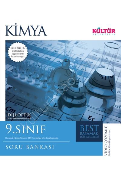Kültür Yayınları Best 9. Sınıf Kimya Soru Bankası