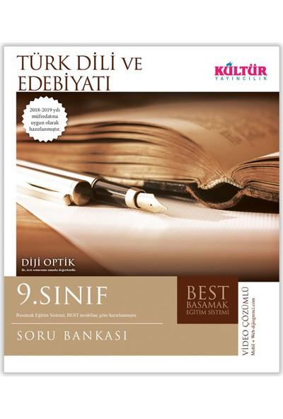 Kültür Yayınları Best 9.Sınıf Türk Dili ve Edebiyatı Soru Bankası