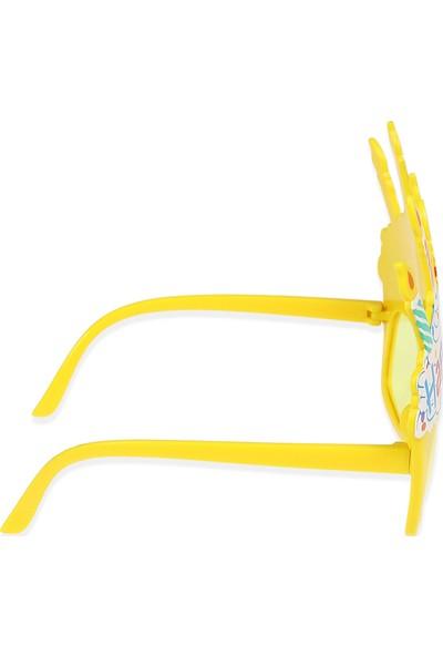 Koopman Parti Gözlüğü Sari