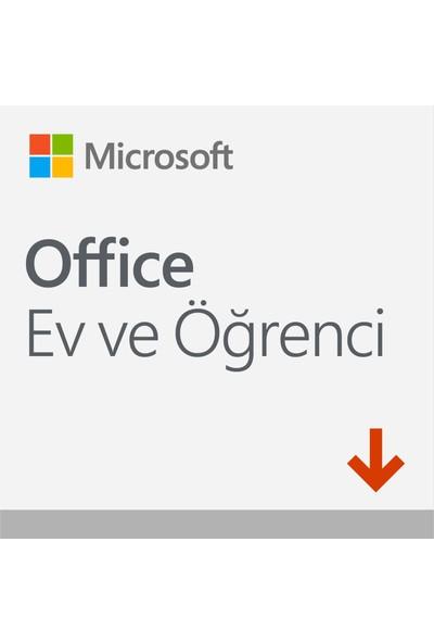 Microsoft Office 2019 Ev ve Öğrenci Türkçe-İngilizce Elektronik Lisans 79G-05017