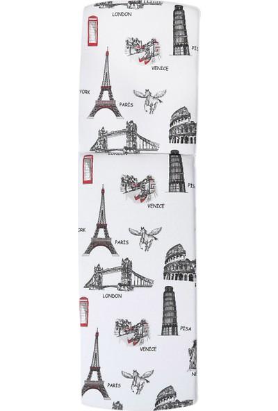 Delüks Şezlong Minderi Paris 4192