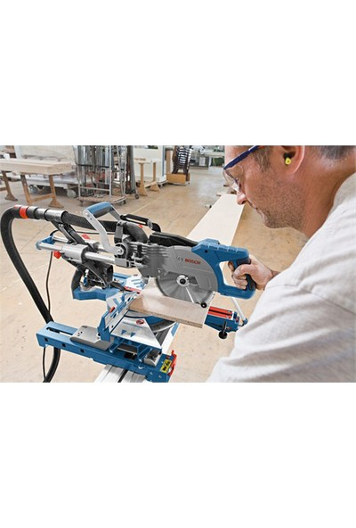 Bosch GCM 8 SJL Profesyonel 1600 Watt 215 Mm Kızaklı, Gönye Kesme Makinası