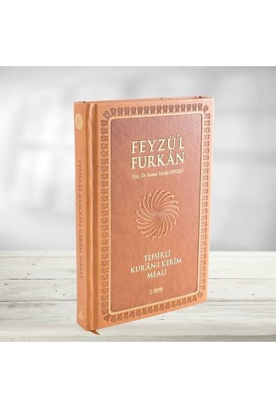 Feyzü'l Furkan Tefsirli Kur'an-ı Kerim Meali Büyük Boy