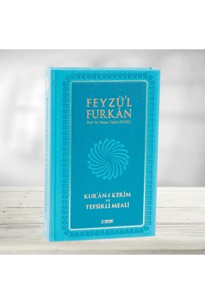 Feyzü'l Furkan Kur'an-ı Kerim ve Tefsirli Meali Büyük Boy - Mushaf ve Meal