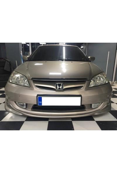 Güneşli Garaj Honda Civic Vtec 2 Ön Ek