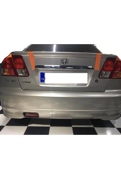 Güneşli Garaj Honda Civic Vtec 2 Spoiler -