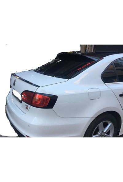 Güneşli Garaj Volkswagen Jetta Cam Üstü Spoiler Ve Bagaj Üstü Spoiler