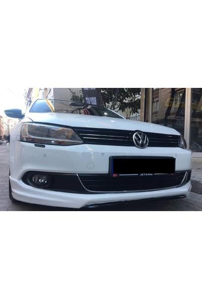 Güneşli Garaj Volkswagen Jetta Ön Tampon Ek