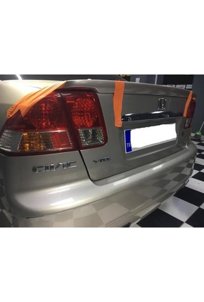 Güneşli Garaj Honda Civic Vtec 2 Spoyler -