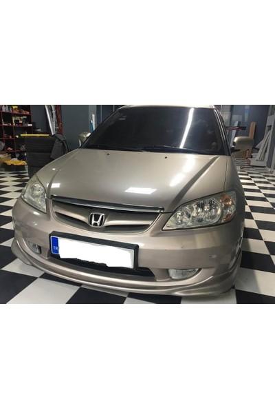 Güneşli Garaj Honda Civic Vtec 2 Ön Tampon Eki