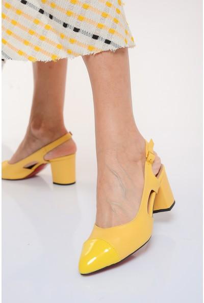 Shoes Time Topuklu Ayakkabı 19Y 3400