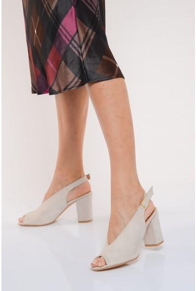 Shoes Time Topuklu Ayakkabı 19Y 904