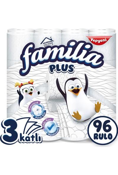 Familia Plus Tuvalet Kağıdı Jumbo Paket 96 Rulo