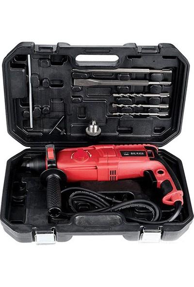 DBK RH 826 Kırıcı Delici 800 W 2,6 J Aksesuarlı Çantalı