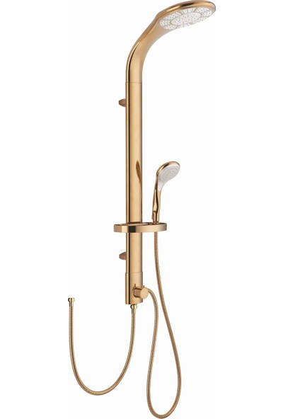 Penta Duş Sistemi Gold