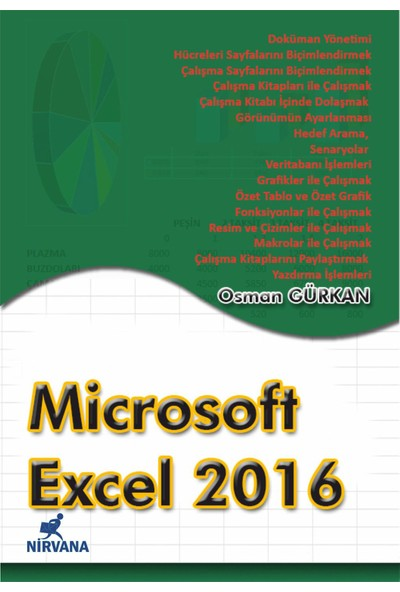 Microsoft Excel 2016 - Osman Gürkan