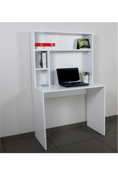 Hepsi Home 819248 Eko-Line Arka Panelli Çalışma Masası