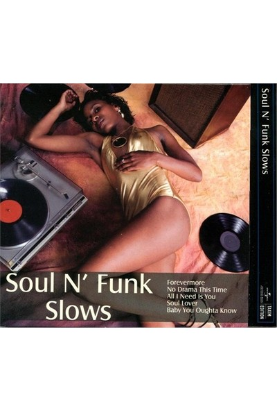 Soul N' Funk Slows (Plak)
