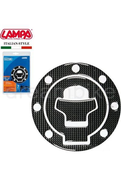 Lampa Suzuki İçin Karbon Yakıt Deposu Pad 90009