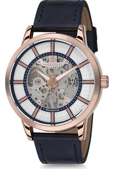 Bigotti 8680161269823 Kurmalı Otomatik Erkek Kol Saati