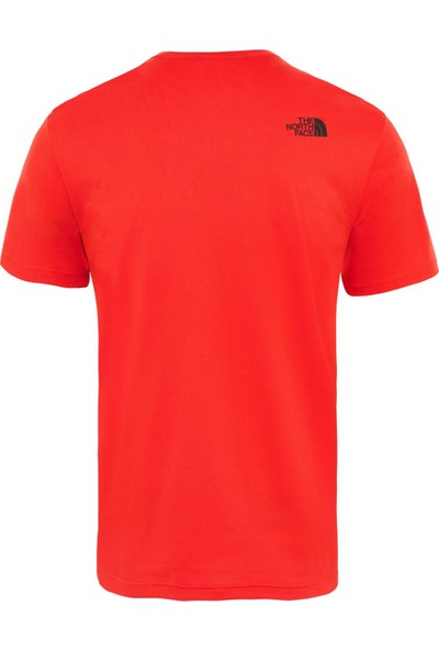 The North Face Tansa Erkek T-Shirt Kırmızı
