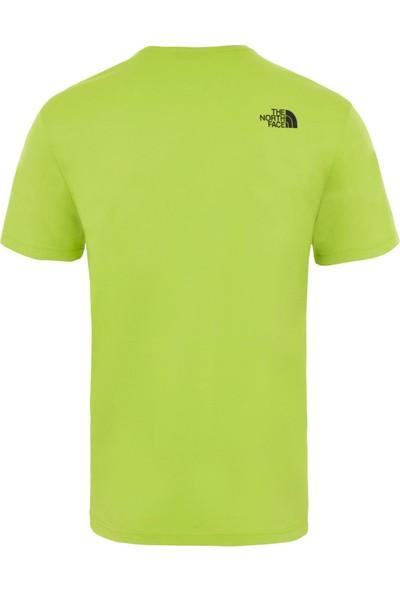 The North Face Tansa Erkek T-Shirt Yeşil