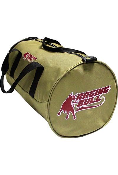 Raging Bull Silindir Spor Çanta Haki 34Cmx26Cm