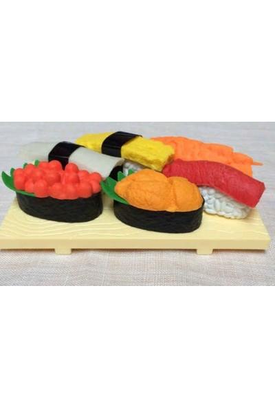 Iwako Silgi Puzzle Oyuncak (Delivery Sushi)