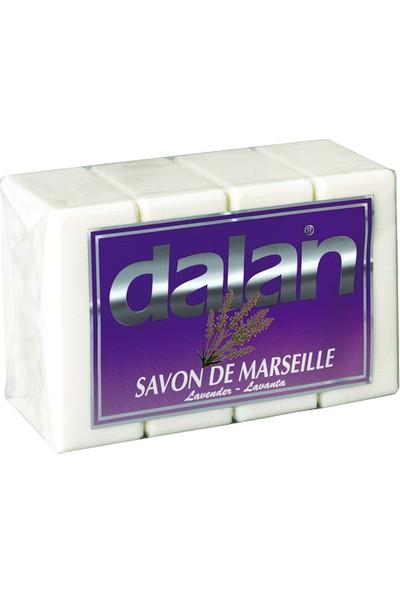Dalan Savon de Marseille Lavanta Banyo Sabunu 4' lü