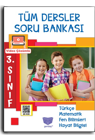 3. Sınıf Tüm Dersler Soru Bankası Yeni Müfredata Uygun