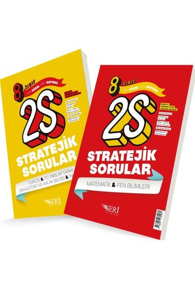 8. Sınıf Hem Sayısal Hem Sözel 2S Stratejik Sorular