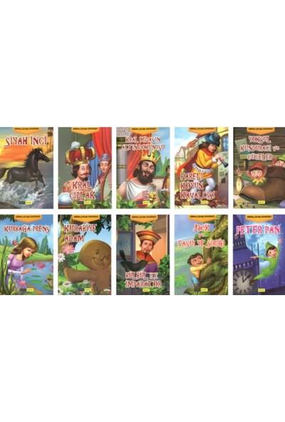 Dünya Çocuk Edebiyatı Hikaye Seti 1. Sınıf Düzeyi 10 Kitap
