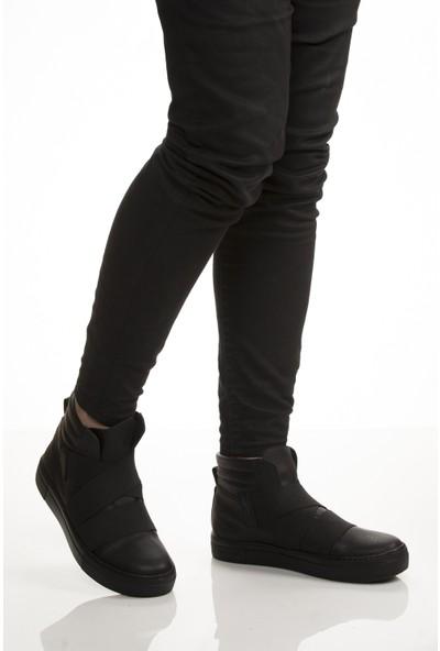 Chekich CH023 Siyah ST Erkek Ayakkabı