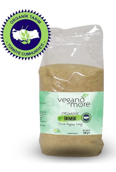 Vegandmore Organik İrmik 500 gr