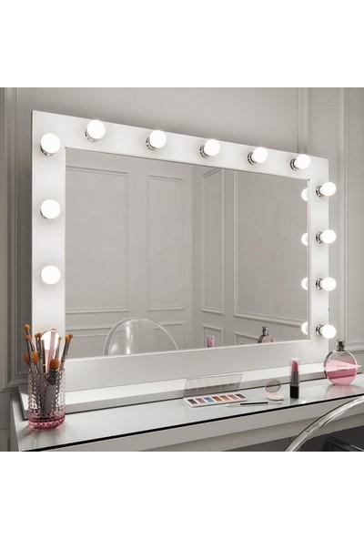 Zephome Zephome Milano Işıklı Kulis Makyaj Aynası