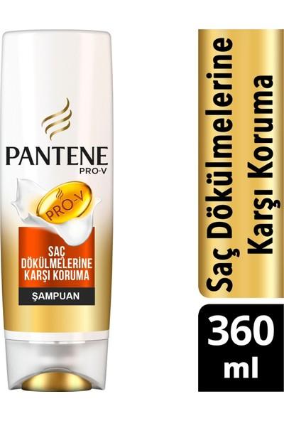 Pantene Saç Dökülmelerine Karşı Etkili 360 ml Şampuan